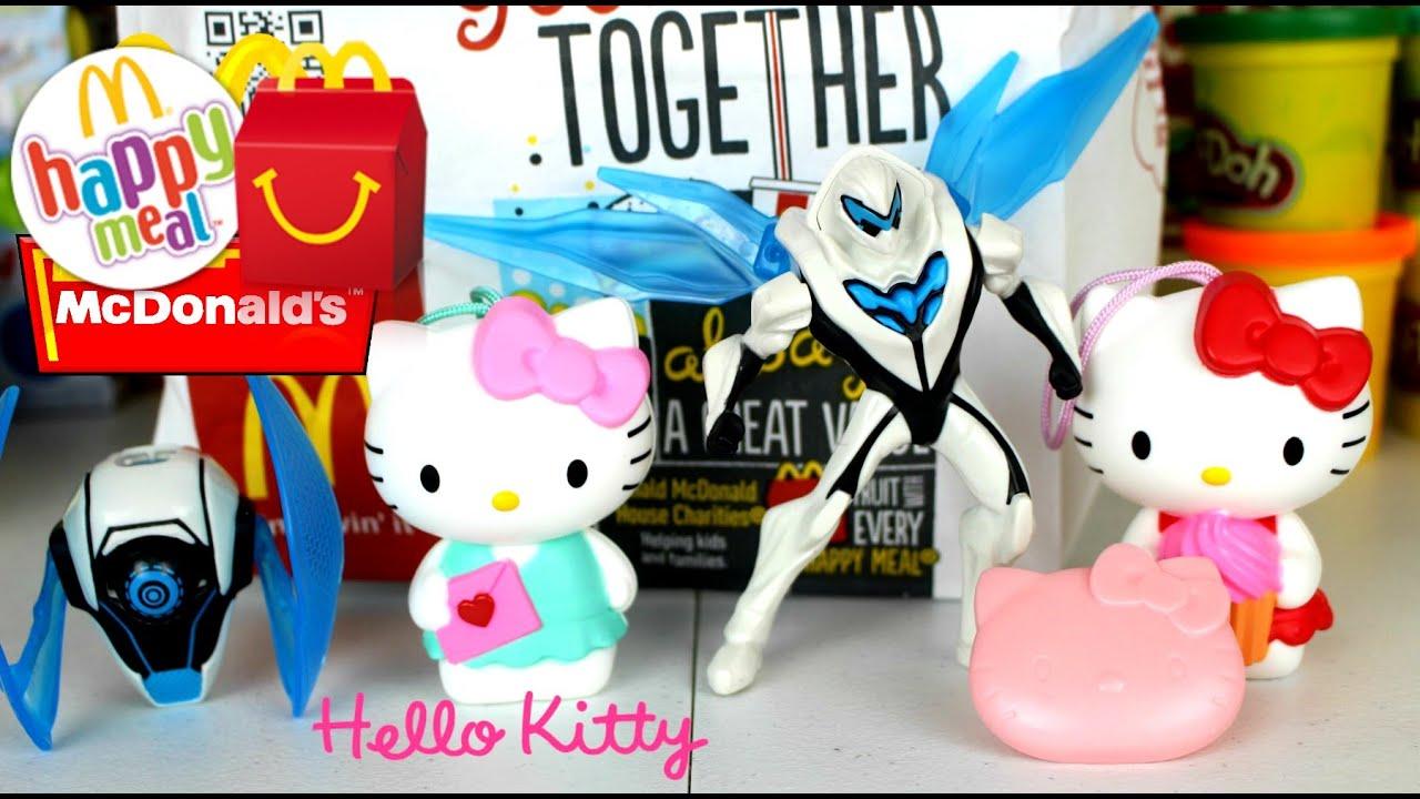 Toys juguetes De Hello Kitty Happy Meal Mcdonalds WI2EYDH9