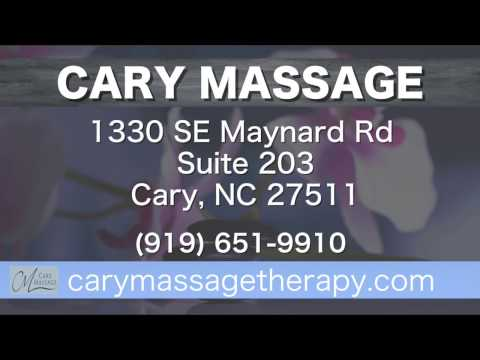 Cary Massage Therapy - REVIEWS - Cary, NC Massage Therapist
