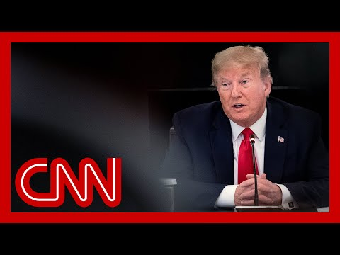 Trump briefly taken to underground bunker amid protests