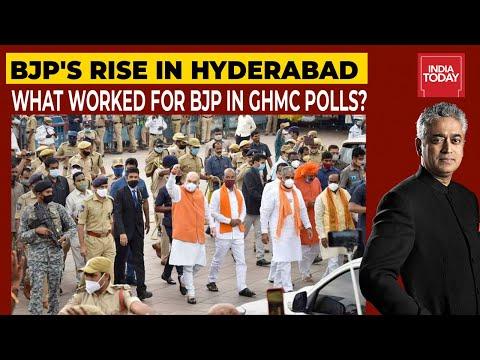 BJP's Rise In