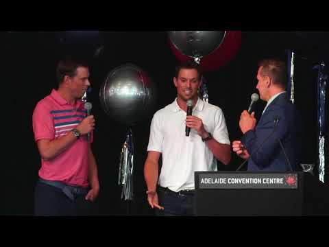 WTC stars light up Legends Lunch | World Tennis Challenge 2018