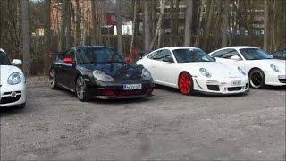 Porsche Heaven Porsche Club Finland Cruise