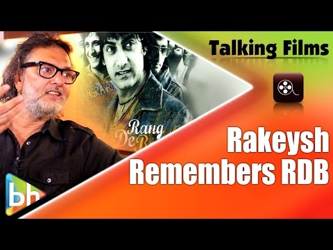 Rakeysh Omprakash Mehra Remembers How No One Was Ready To Back 'Rang De Basanti'