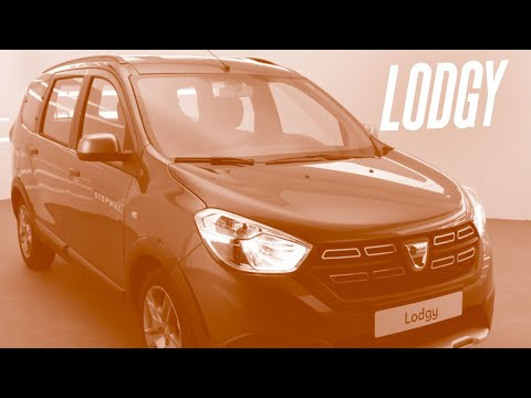 Dacia Lodgy - Showroom