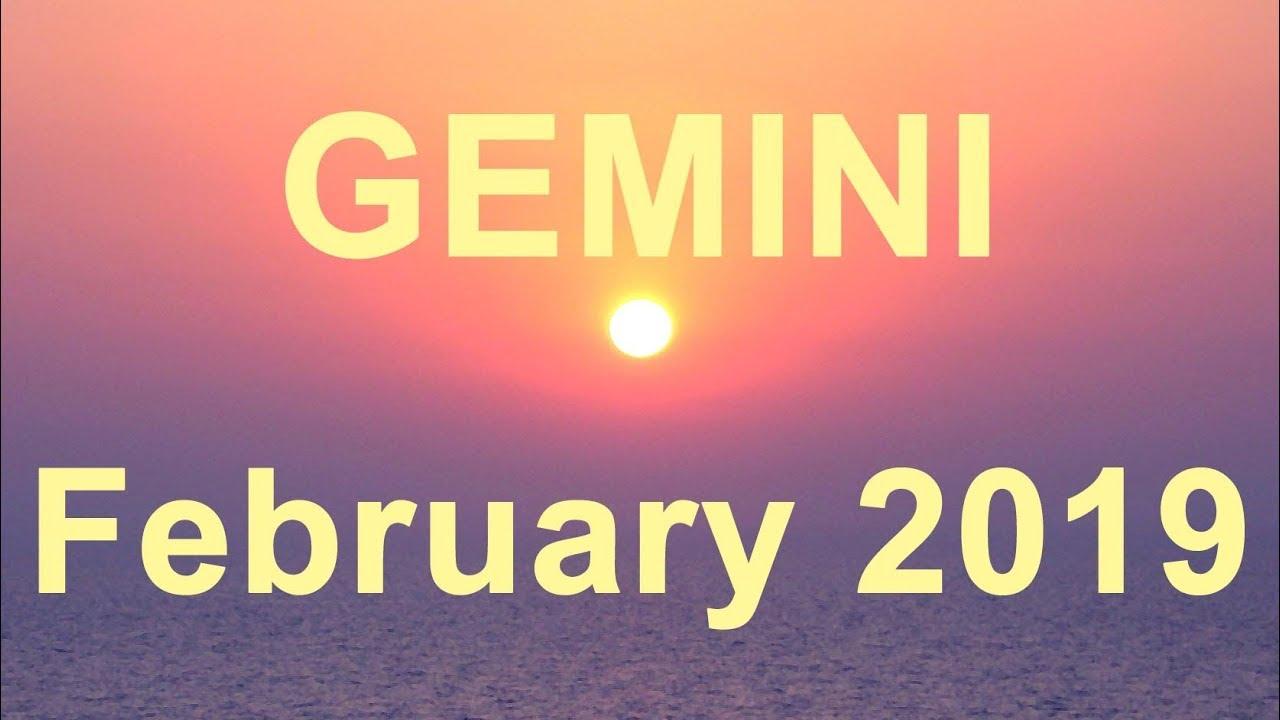 gemini tarot reading february