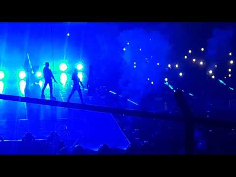 Problem / Ariana Grande / Mexico City / Sport's palace / July 12, 2017