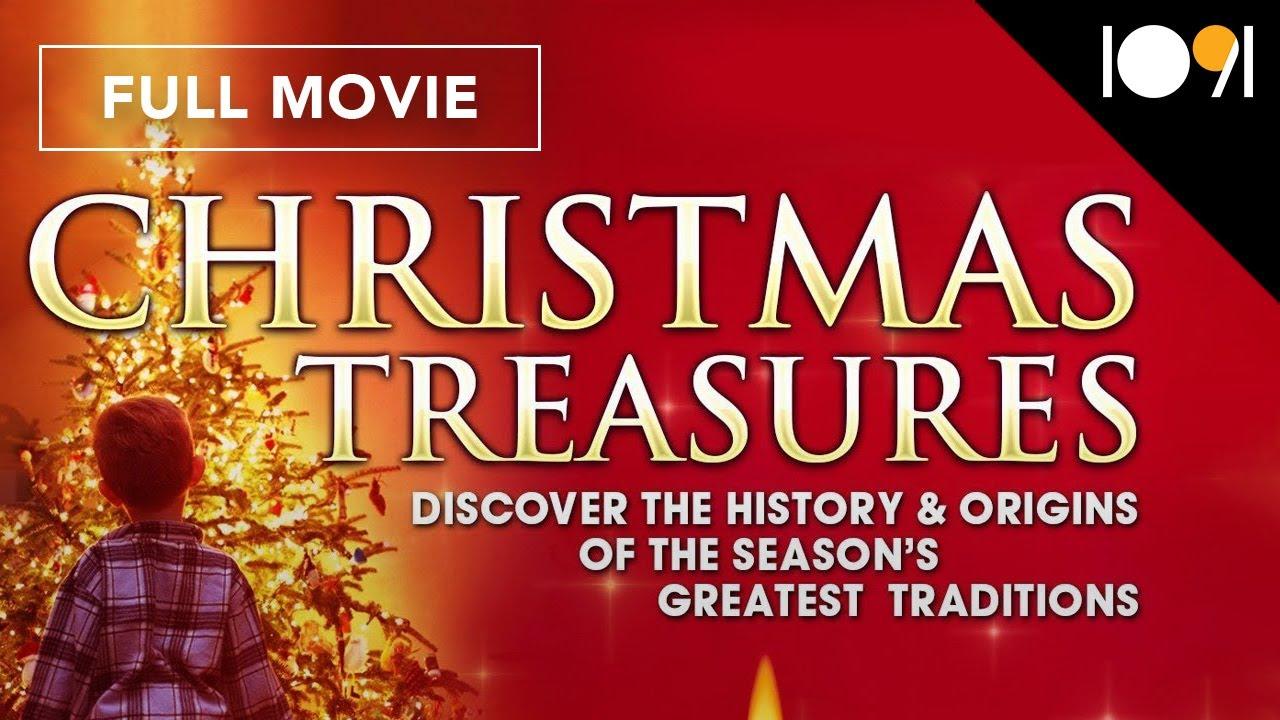 Christmas Treasures: The History