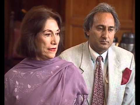 Visit of Begum Nusrat Bhutto, 1994 - YouTube