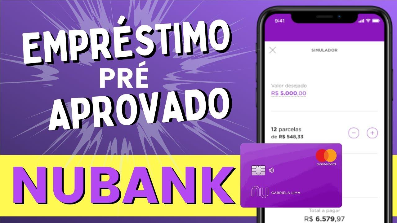 NUBANK Libera Limite Pré-Aprovado de Empréstimo Pessoal no App | Vale a Pena Contratar?