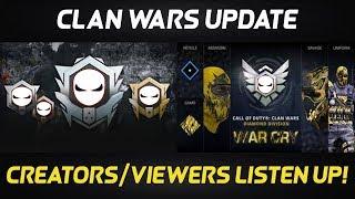 Clan Wars Update - Don