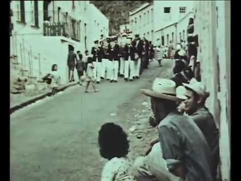 ISLAND OF SAINT HELENA 1962