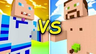 OGROMNY DOKNES VS OGROMNY SHEO! | SEZON 2