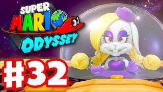 Super Mario Odyssey - Gameplay Walkthrough Part 32 - Dark Side Broodals! (Nintendo Switch)