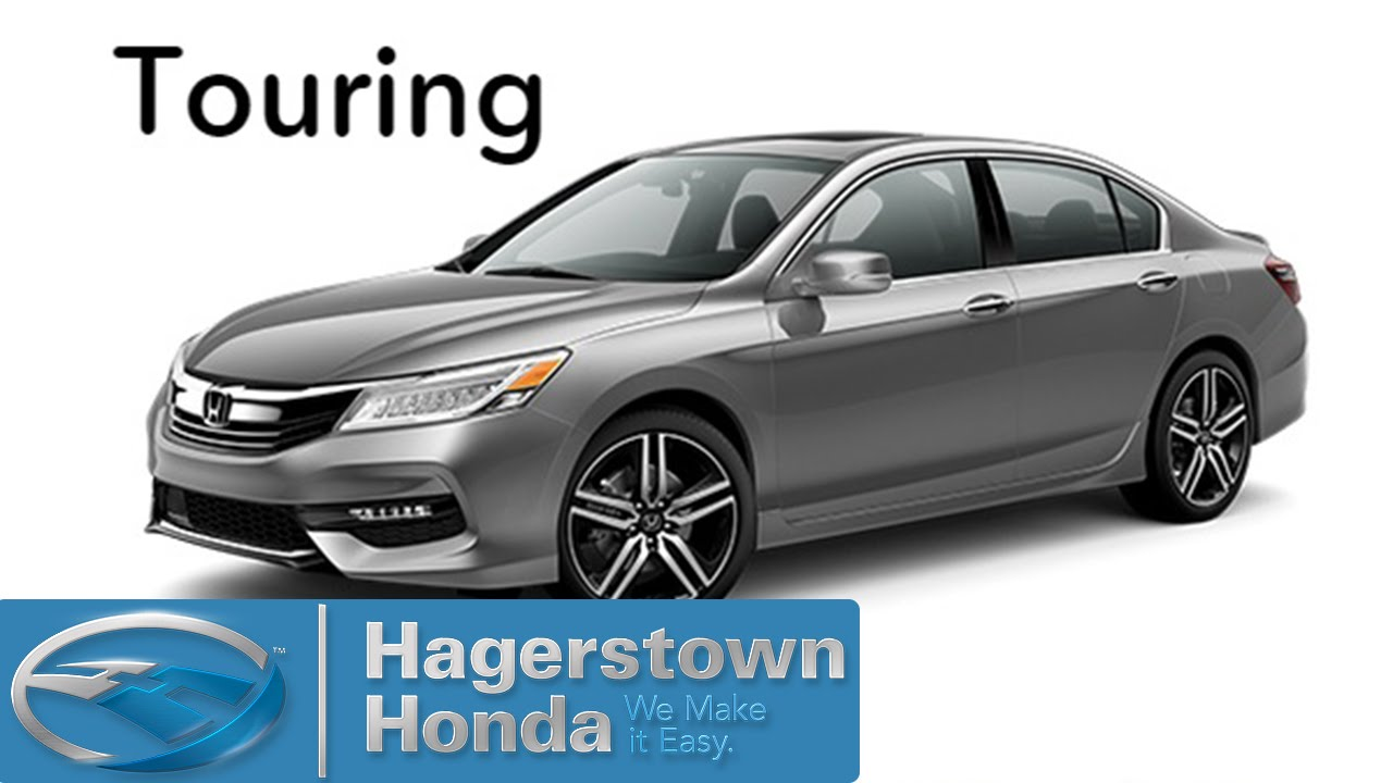 2016 Honda Accord Touring Colors Hagerstown