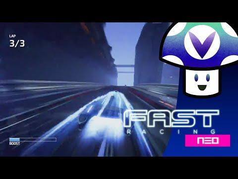 [Vinesauce] Vinny - FAST Racing Neo