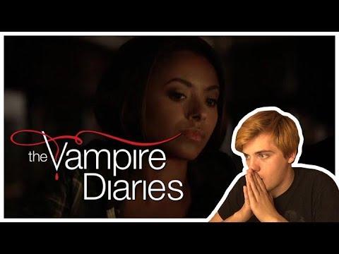 The Vampire Diaries - Season 6 Episode 15 (REACTION) 6x15 Let Her Go