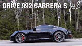 1st Driving Review of my Porsche 992 Carrera S and thoughts about the design | EP 066