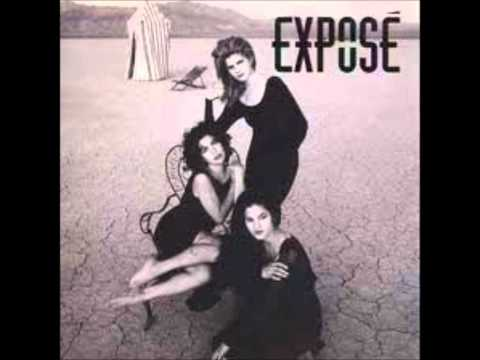 Exposé- I Wish The Phone Would Ring