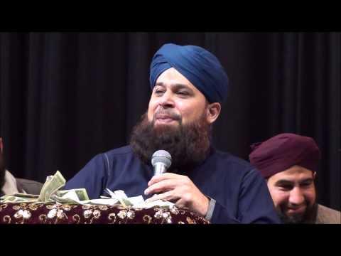 Shehr-e-Nabi Teri Galiyon ka- by Alhaj Owais Raza Qadri Sahab, CT, USA