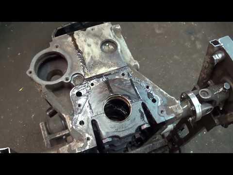 Фото к видео: Блок ВАЗ-21081 обзор + износ поршневой