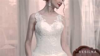 Свадебное платье 2016 года от VESILNA™ модель 3090