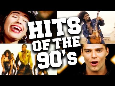 TOP 50 Greatest 90's Music Hits