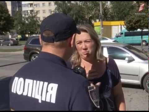 ТРК Вінниччина: У Вінниці пішоходи нехтують правилами дорожнього руху 13 08 2018