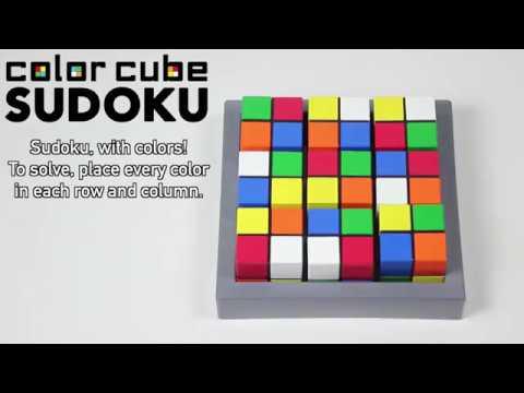 Color Cube Sudoku Teaser