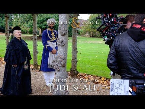 Victoria & Abdul: Judi & Ali - Behind The Scenes