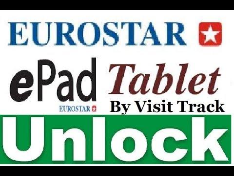 Epad eurostar Tablet hard reset