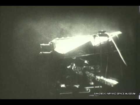 F 1500 Ryan Aeronautical Radar Antenna Test for Ryan Lunar Module 1/12/67  [film]