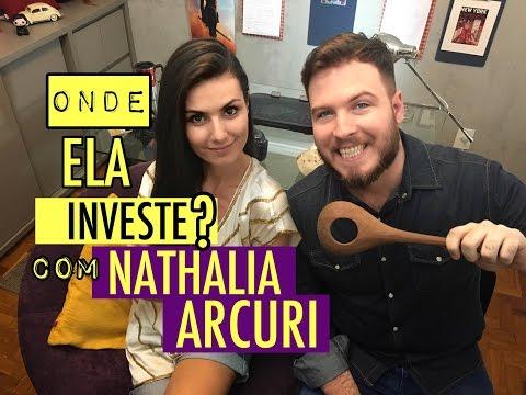 🔴 Onde Ela Investe? - Nathalia Arcuri | Me Poupe ! ..Que Rentabilidade, eim Nath ?