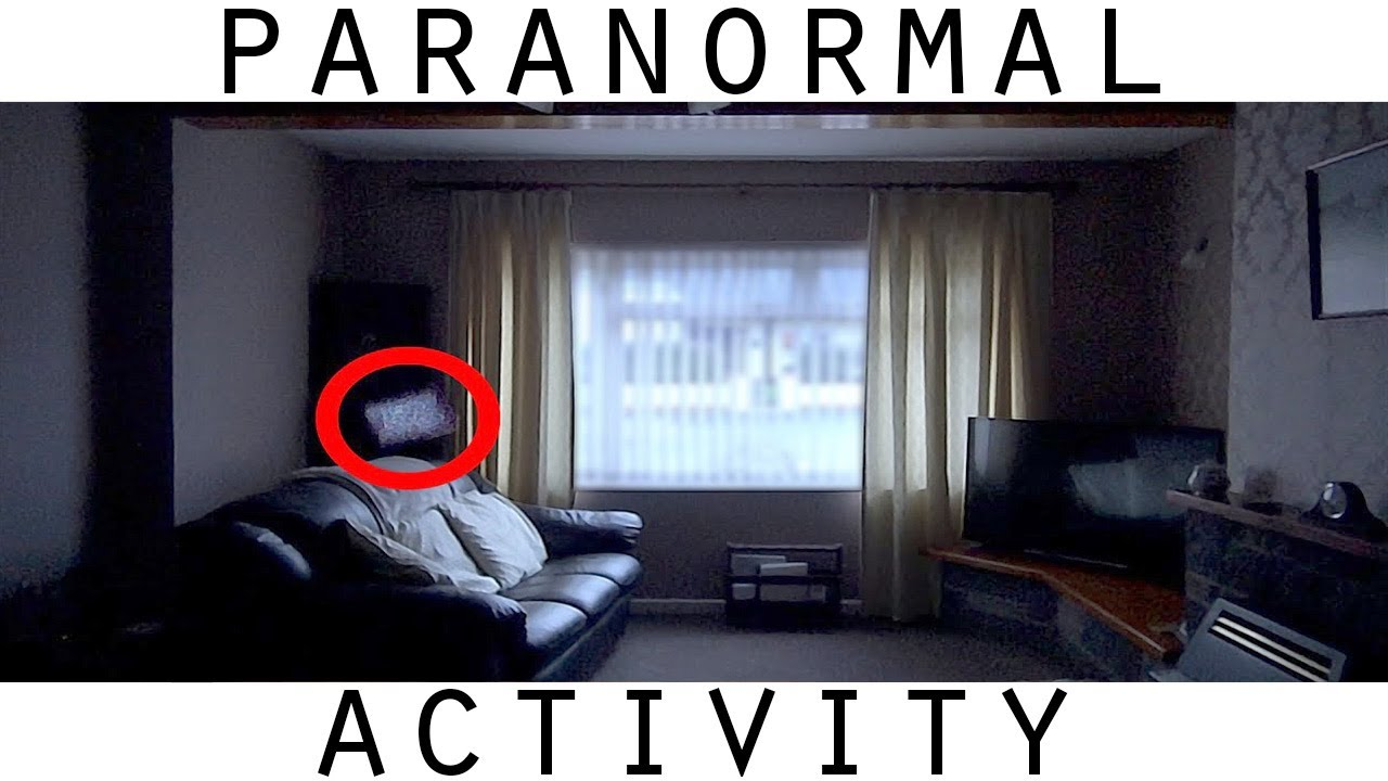 Poltergeist Activity Caught on Camera.  Paranormal Clips 2019 #3