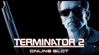 Terminator 2 Online Slot Game from Microgaming(http://www.ThisWeekInGambling.com - It only seems logical that the same people who brought you games like The Dark Knight Rises would now deliver one of ..., 2014-06-03T03:27:41.000Z)