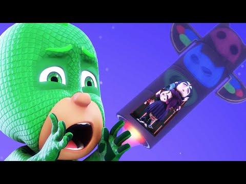 PJ Masks Funny Colors - New Episode 39- Kids Videos