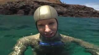 Tanya Streeter - BBC Tauchen mit Walen (Teil 4)