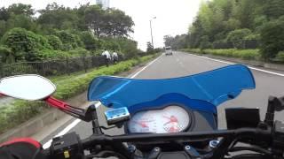 buell xb9sx バイク走行動画 ノーマルマフラー編