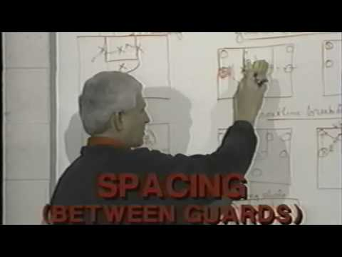 Lute Olson - 1-1-3 Zone Defense