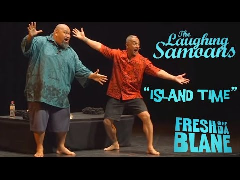 "The Laughing Samoans - ""Island Time"" from Fresh Off Da Blane"