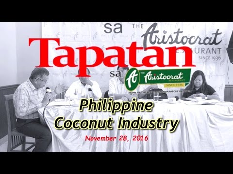 Philippine Coconut Industry