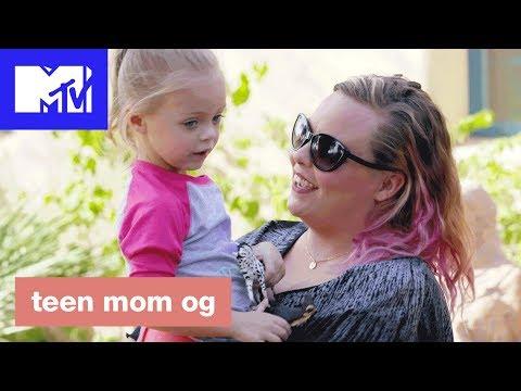 'Visiting Mommy' Official Sneak Peek | Teen Mom OG (Season 7) | MTV