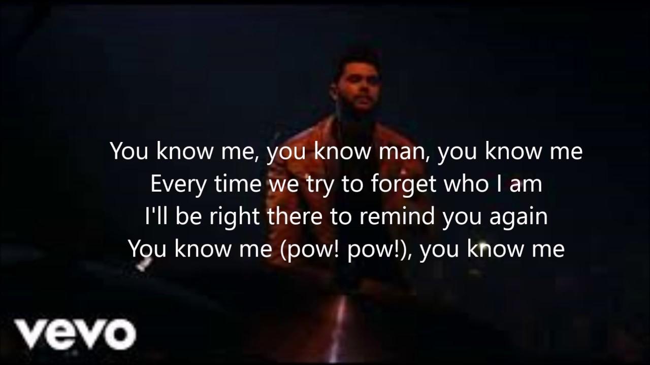 the-weeknd-reminder-lyrics-original-video-music-videos