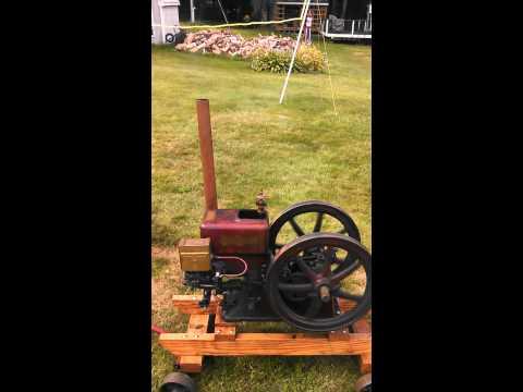 antique economy engine