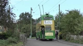 Buses Trams & Trolley Buses  - Black Country Museum  - 28/09/13
