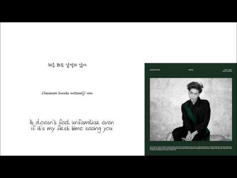 Jonghyun(feat.Zion.T)-Deja-boo (Han/Rom/Eng lyrics)
