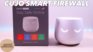 Cujo Smart Firewall - Protect your home network!