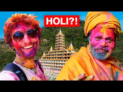 WHAT IS HOLI?!   Indian Festivals