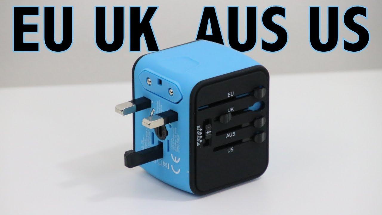 Adapter Review Eu Uk Aus