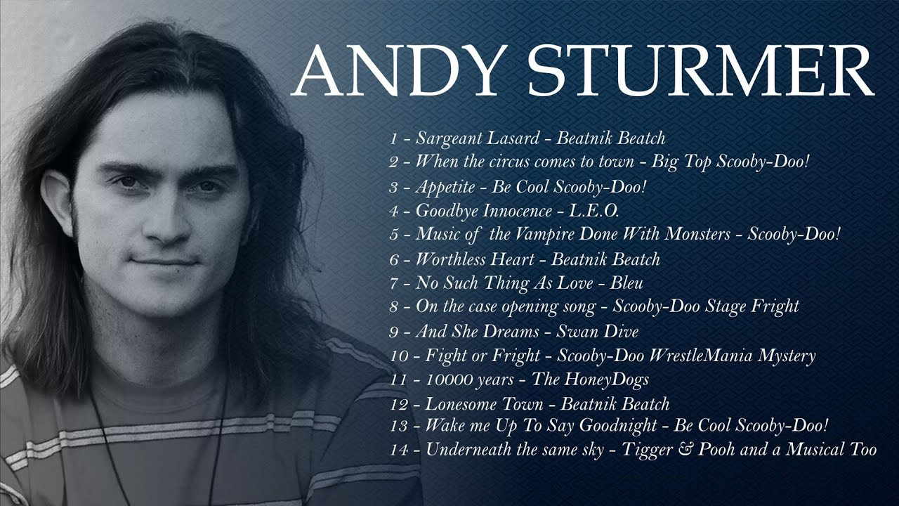 Andy Sturmer Songs - YouTube