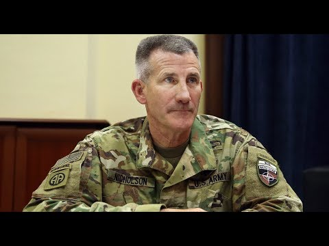 US Afghan war: General John Nicholson to be 'fired' next?